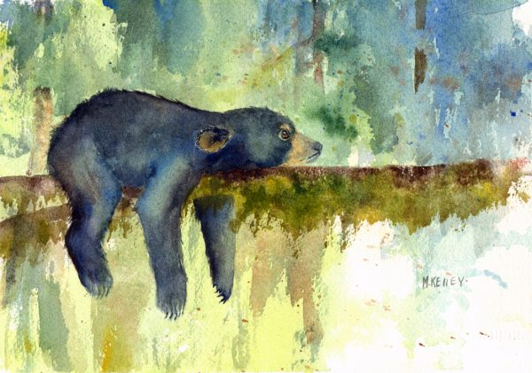 BEAR AND TOTEM