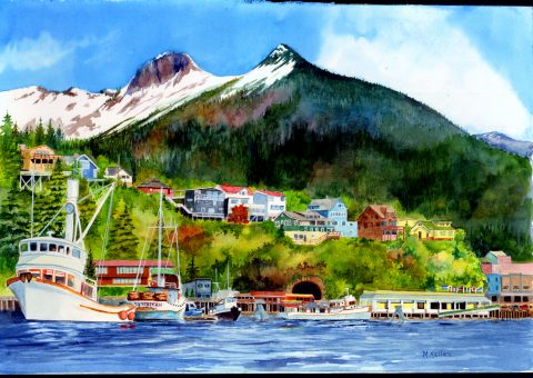 City Float - Ketchikan Alaska