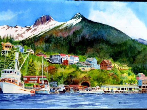 City Float - Ketchikan Alaska